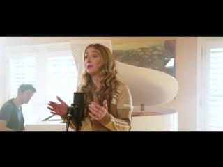 Потрясающий кавер песни Imagine Dragons - Whatever It Takes (Emma Heesters & KHS Cover)