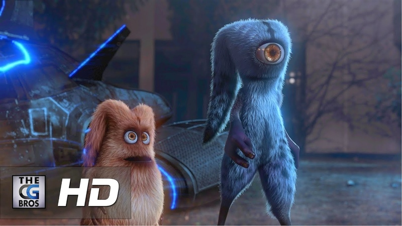 CGI 3D Animated Short What A Fur! - by Objectif 3D
