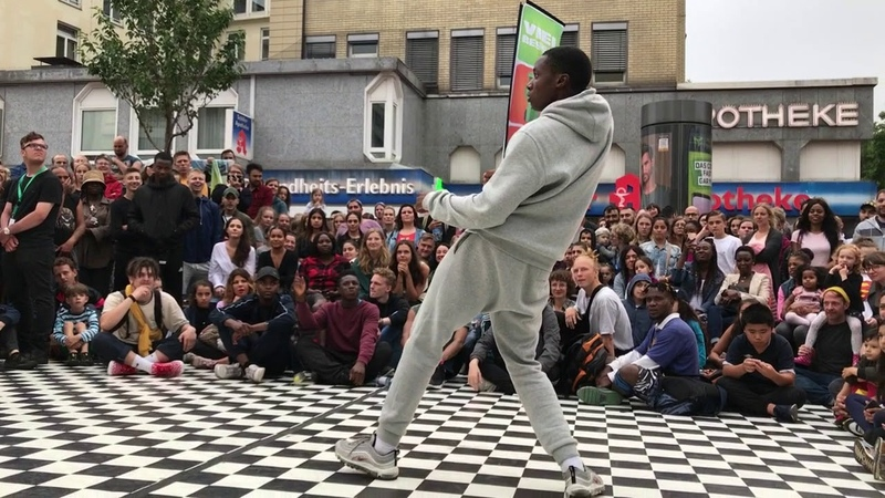 The Smash Up 2018   Hip Hop Semifinale    Sihäm vs Nellzus   Danceproject.info
