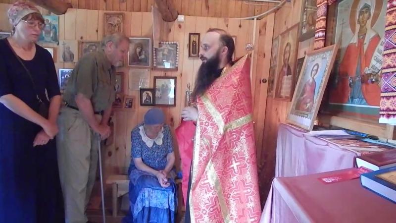 Проповедь в праздник великомученика Пантелеимона.9 августа 2018 года.