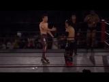 Brahman Kei, Brahman Shu vs. Hideki Suzuki, Shinya Aoki (Tokyo Gurentai - Tokyo Love 8)