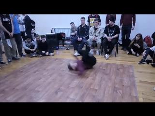 Fresh Team Jam 2 breaking pro (video bboy gnev)
