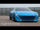 Peugeot Instinct à la découverte du concept autonome de Peugeot