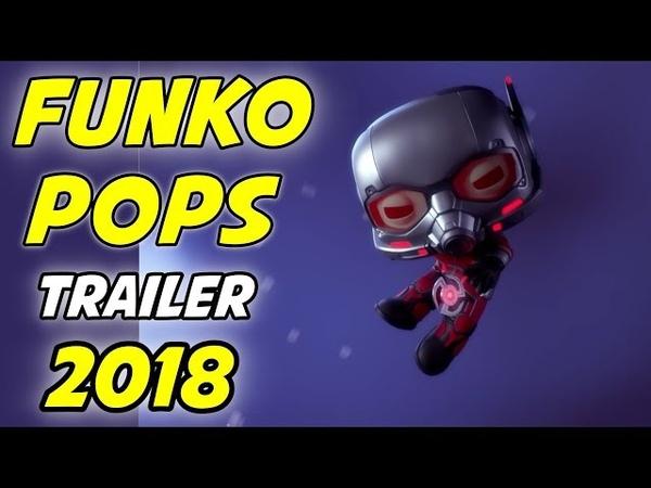 Funko Pops 2018 News | Funko pop movie | Funko Pop Marvel | Funko Mystery Minis | Spiderman ironman