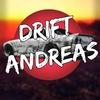 Официальная группа сервера DriftAndreas RAGE:MP