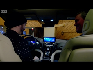 Experience ELS Studio 3D sound inside the all-new Acura RDX