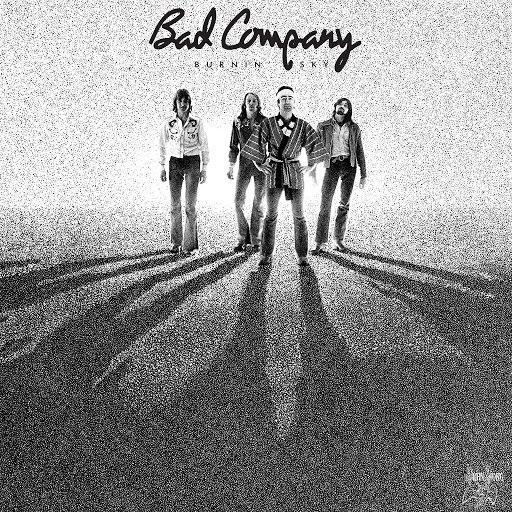 Bad Company альбом Burnin' Sky (Remastered)