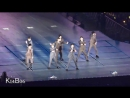 171124 EXO 엑소 - 부메랑 Boomerang - EXO PLANET #4 - The ElyXiOn in Seoul [직캠]