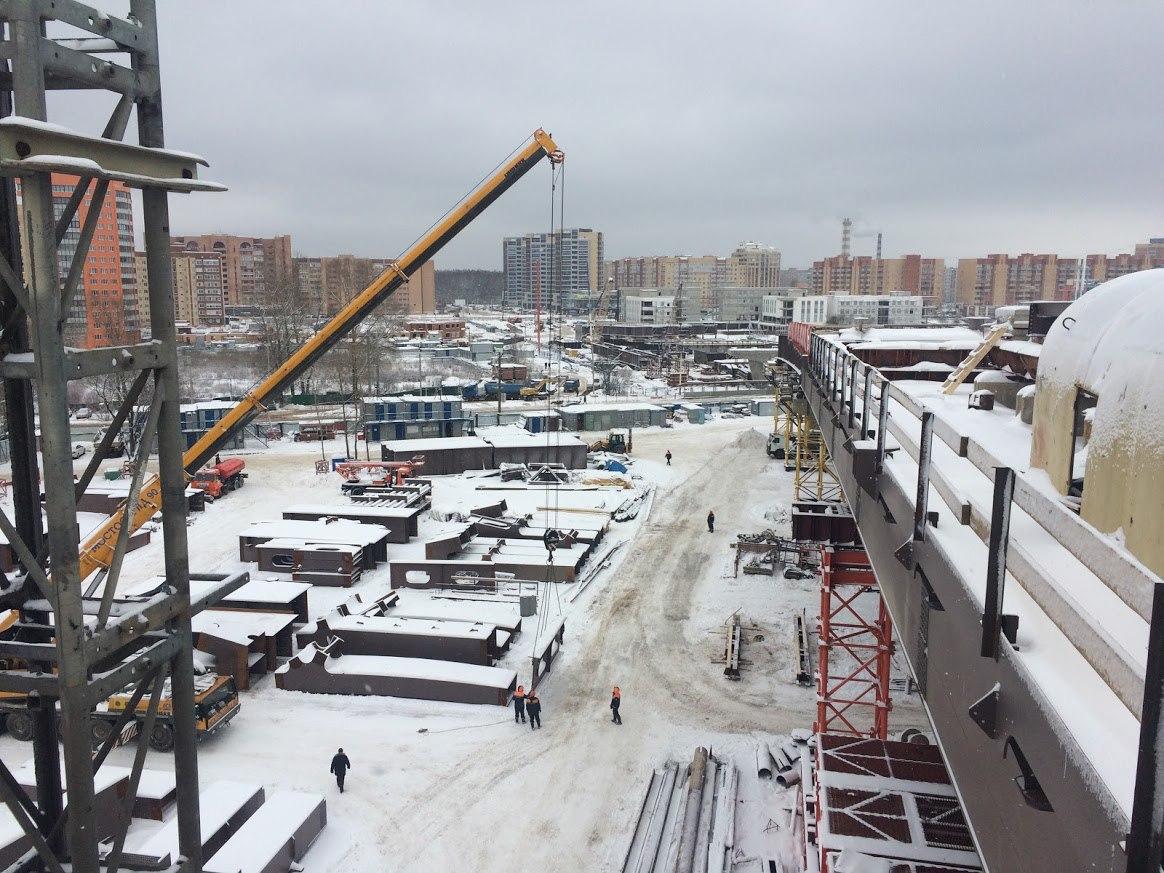Губернатор Андрей Воробьёв пообещал запустить движение по мосту в Дубне к концу года