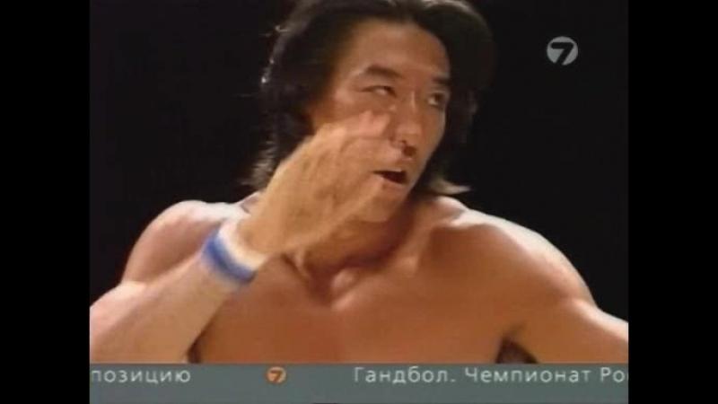 Yoshihiro_TAKAYAMA--Dan_SEVERN--5