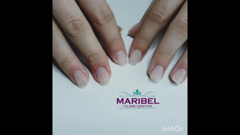 Наращивание ногтей гелем с покрытием гель-лак от студии красоты MARIBEL 533-400. г.Барнаул » Freewka.com - Смотреть онлайн в хорощем качестве