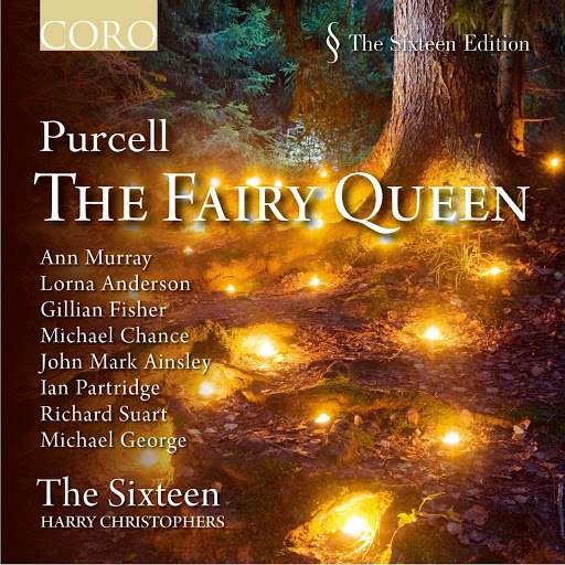 Henry Purcell альбом Purcell: The Fairy Queen