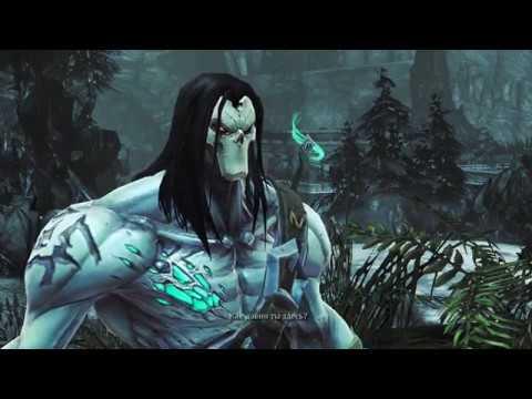 Darksiders 2 (Прохождение без коментариев) Часть-2 Слёзы гор