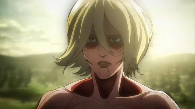 Shingeki no Kyojin: Lost Girls / Вторжение Титанов: Потерянные девушки (OVA) - 02