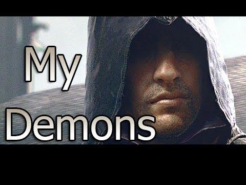 Assassin's Creed - My Demons - (На русском) - Уникальный Клип - (2017) -