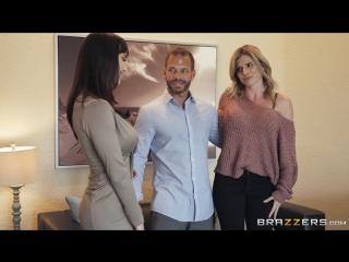 Cory chase & lexi luna (go ham or go home)[2018, big tits,femdom,lesbian,sex toys,wife, 1080p]
