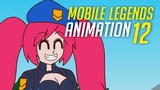 MOBILE LEGENDS ANIMATION - LAYLA S.A.B.E.R BANG BANG