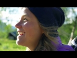 Emelie Forsberg Kungsleden- The Kings trail 450 km through the Swedish mountains!