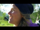 Emelie Forsberg Kungsleden The Kings trail 450 km through the Swedish mountains