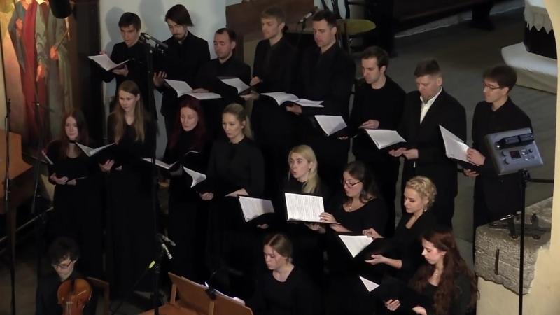 Johann Pachelbel - Jauchzet dem Herrn - Emta varajase muusika keskuse