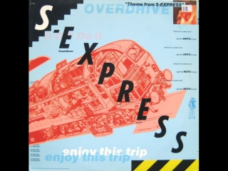 S'Express - Theme From S'Express