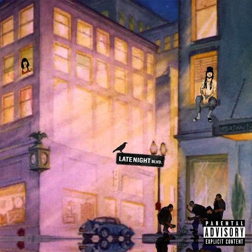 Skinny альбом Late Night Blvd - EP