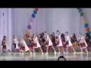 Русский танец Музыкальные девчатадекабрь 2017 Савва