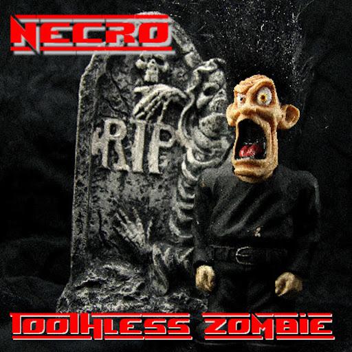Necro альбом Toothless zombie