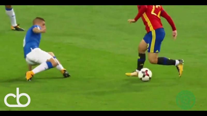 New Football Skills Tricks in Football ● 2017_2018