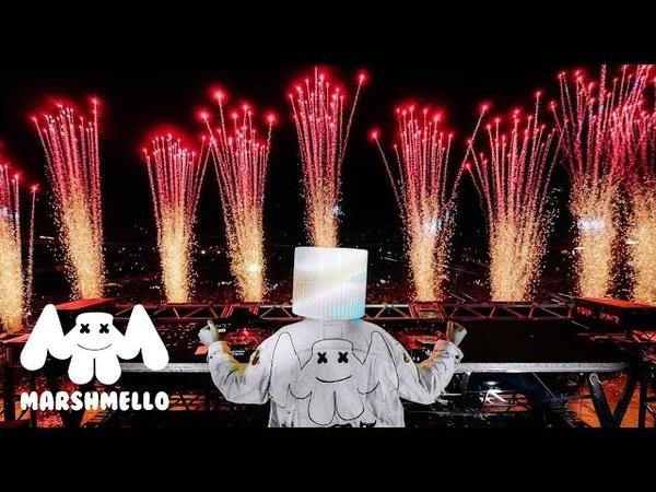 Marshmello Drops Only Ultra Music Festival Miami 2018
