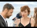 Raoul Bova e Chiara Francini campagna estiva di 3 Italia