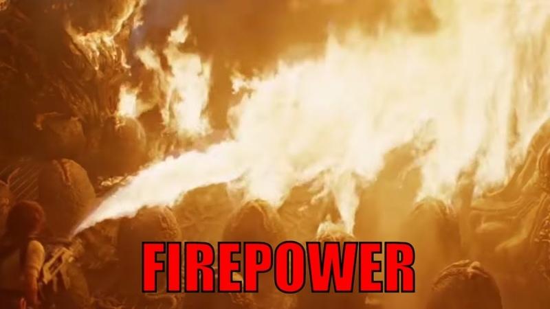 FIREPOWER Judas Priest Music Video (James Rolfe Edit)