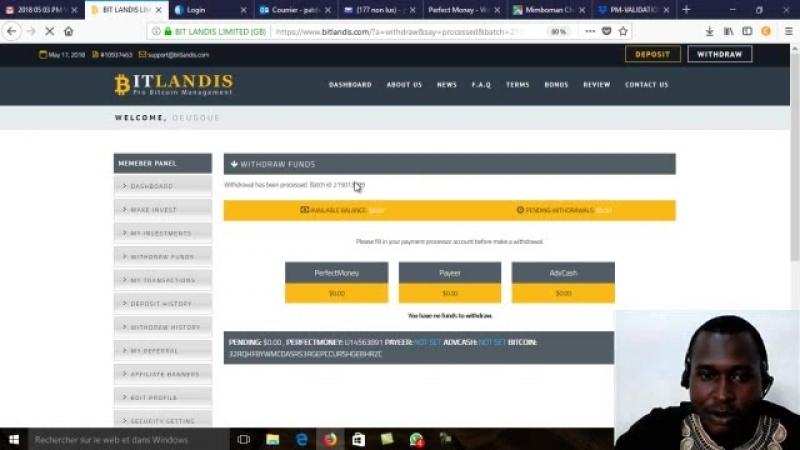 Bitlandis-Limited-Preuve-de-paiement-PerfectMoney