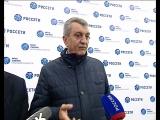ТВК: С. Меняйло на подстанции «Имени Михаила Сморгунова»
