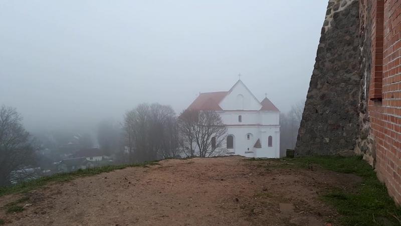 Новогрудок. Замковая гора.