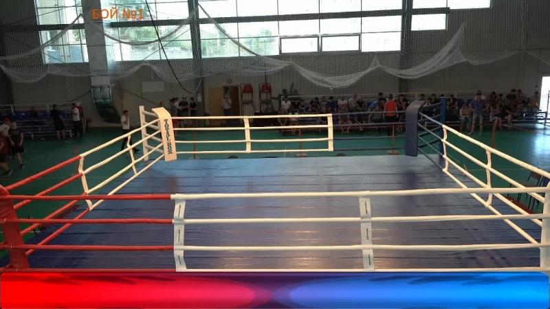 Первенство ЮФО по боксу среди юношей 15 16 лет среди юниоров и юниорок 19 22 года День 4 часть 2