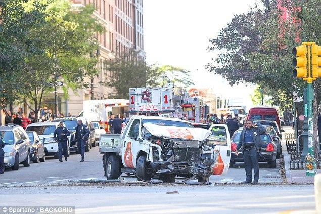 Что понятно  натекущий момент  — Теракт вНью-Йорке