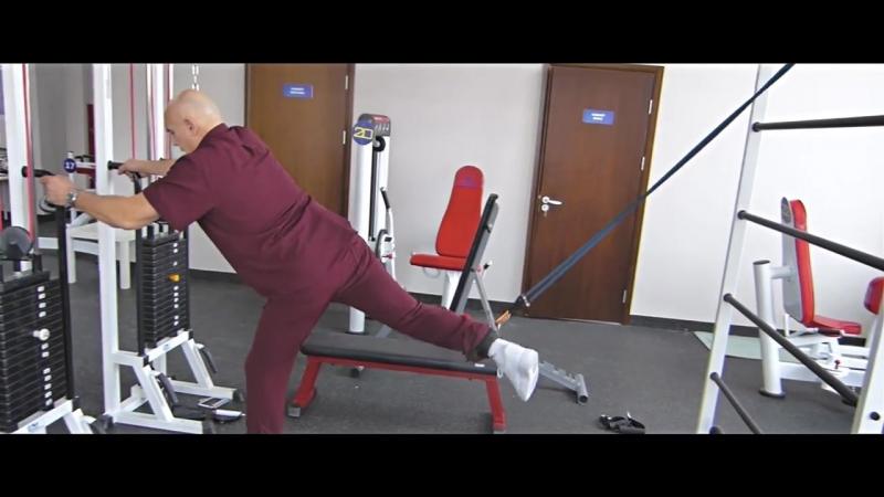 Код здоровья_ бег без бега. Как правильно бегать при заболеваниях опорно-двигательного аппарата