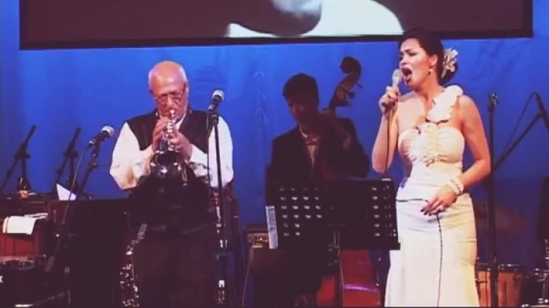 Юлия Касьян - Lady Sings the Blues (Billie Holiday)