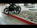 Navington на полигоне для колясок в магазине Mom Go