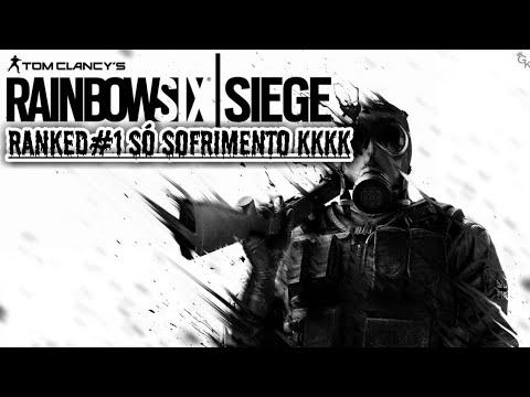 Rainbow Six Siege - Ranked1 Só Sofrimento!
