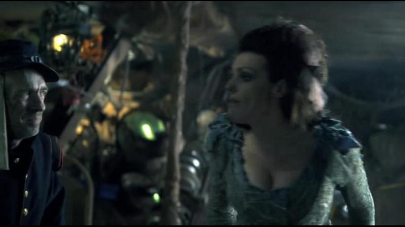 Doctor Who | Доктор Кто 6х04 Она с придурью