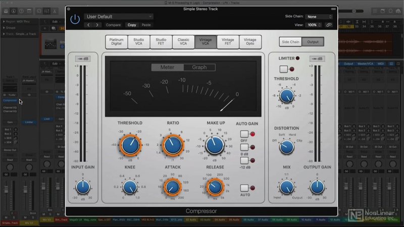 MacProVideo - Logic Pro FastTrack 303 M-S Processing in Logic Pro