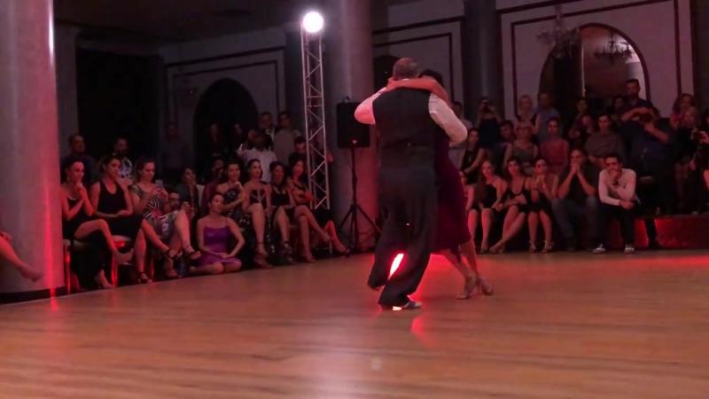 Horacio Godoy Cecilia Berra, Cyprus Tango Meeing, Oct 28, 2017