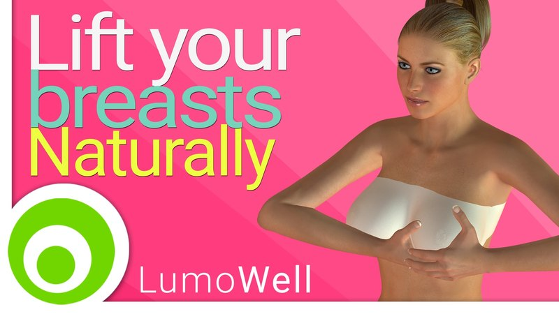Breast lift: exercises to firm and shape your breasts naturally