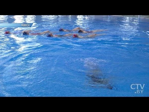 Впервые в истории белоруска возглавила пьедестал ЧЕ по артистическому плаванию