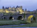 Крепость Каркассон Cité de Carcassonne