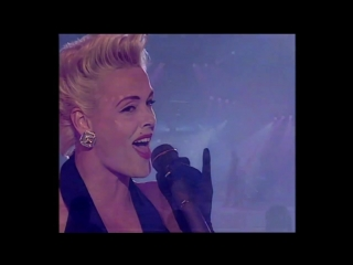Brigitte Nielsen. Another Restless Night (HD)