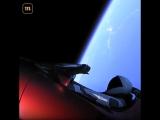 SpaceX впервые запустила сверхтяжелую ракету Falcon Heavy [NR]