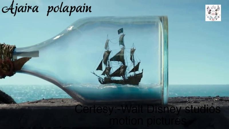 Pirates of the Caribbean 6 - return of the Kraken   Trailer HD (All credit:-Walt Disney studios)